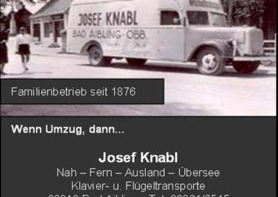 Knabl, seit 1876