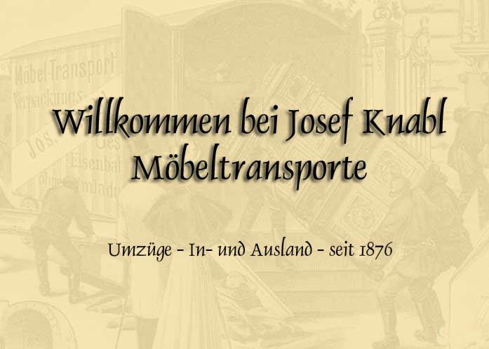 Umzüge Knabl Rosenheim / Bad Aibling